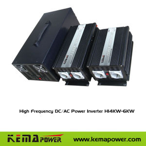 Hi 4K-6kw Modified Sine Wave Power Inverter pictures & photos
