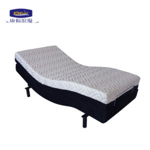 Comfort Furniture Elegant Wallhugger Electric Bed Adjustable Bed with Massage Function pictures & photos