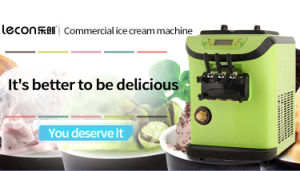 Soft Serve Ice Cream Machine Ice Cream Making Machine pictures & photos