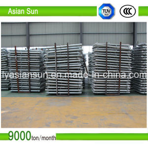 2015 Hot Sale Solar System Screw Pile pictures & photos