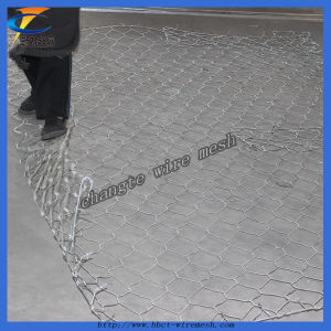 Galvanized Wire Mesh Gabion Price, PVC Coated Gabion Box pictures & photos