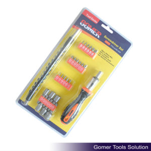 26PCS Ratchet Screwdriver for Tools (T02350)