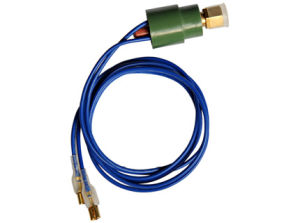 Manual Reset AC Pressure Switch with Wire