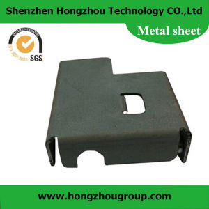 Black Anodizing Sheet Metal Fabrication Part for Custom Design pictures & photos