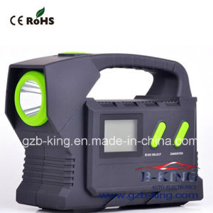 33000mAh Multifunctional Truck Jump Starter with LED Panel pictures & photos