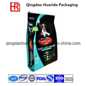 Food Grade Square Bottom Food Bag for Tea with Zipper pictures & photos