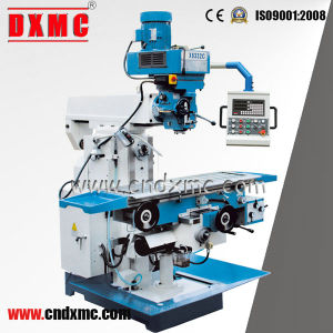 X6332C Vertical and Horizontal Turret Milling Machine (CE) pictures & photos