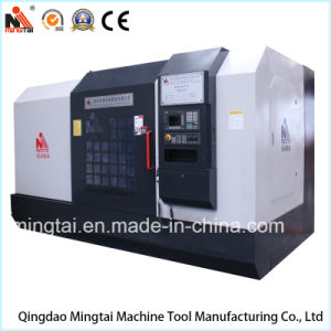 CNC Endface Lathe/CNC Facing Lathe/Metal Turning Horizontal Lathe Machine