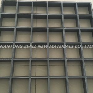 Fiberglass Grating with Mesh Size 83*83mm