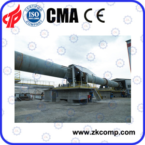 Rotary Kiln of Calcined Coal Gangue Equipment pictures & photos