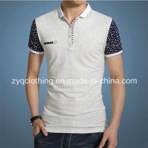 Polo T-Shirt, Hot Turndown Collar T-Shirt pictures & photos