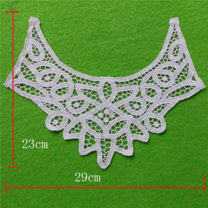 White Eyelet Collar with Cotton (cn70) pictures & photos