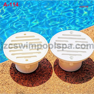 Swimming Pool Fitting Water Return Wall Inlet Wall Outlet
