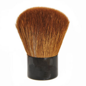 Affordable Price Kabuki Cosmetic Brush with Goat Hair pictures & photos