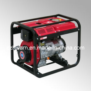 Air-Cooled Open Frame Type Diesel Generator Set (DG3000) pictures & photos