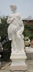Stone Marble Carving Sculpture for Garden Decoration (SY-X1034) pictures & photos