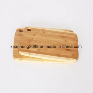 Food Safe Bamboo Cutting Board pictures & photos