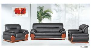 Many Color Options Leather Furniture Office Sofa From China Supplier (FOH-6630) pictures & photos