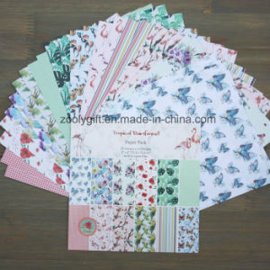 Sweet Printing DIY Scrapbooking Paper Pack 6X6 pictures & photos