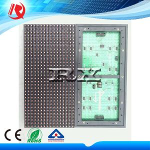 Red Tube Chip Color LED Display Panel Scrolling Text Display Panel P10 LED Display Module pictures & photos