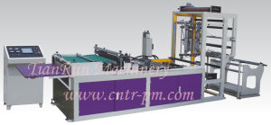 PE Plastic Zipper Bag Making Machine (TR-ZB600, TR-ZB700, TR-ZB800) pictures & photos