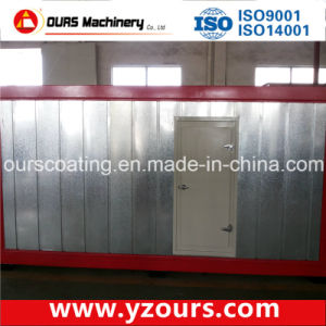 Powder Coating Drying Oven with Electricity Heating pictures & photos