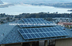 Cq235 Steel Solar Tracking System for Promotion