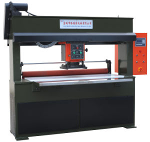 Hydraulic Moving Head Cutting Machine for Insole -Competitive Price pictures & photos