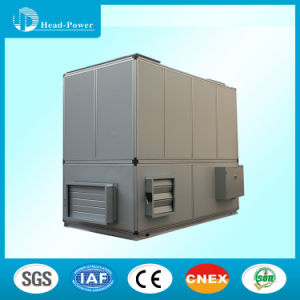 Air Cooled Copper Tube with Aluminum Fins SANYO Compressor Packaged Cleaning Air Conditioner pictures & photos