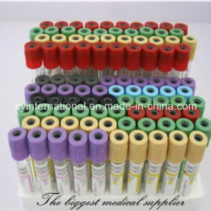 Medical Disposable Blood Collection PT Tube pictures & photos