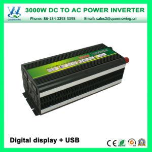 DC Car Solar Power Converter 3000W Inverter (QW-M3000) pictures & photos