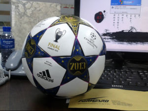 Digital Leather Ball Printer for Football (Colorful 6015)