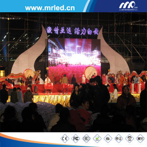 P7.62mm Flexible LED Display with Soft and Transparent, Flexible LED Display for Stage Rental pictures & photos