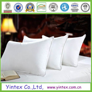 Luxury White Goose Down Pillow for The Hotel pictures & photos