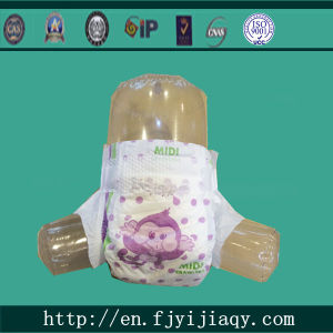 Super Absorbent Nigeria Cotton Baby Diaper pictures & photos