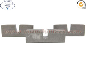 U Slot Diamond Segment for Granite pictures & photos