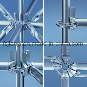 Wholesale Quick Installation Construction Ringlock Scaffolding pictures & photos