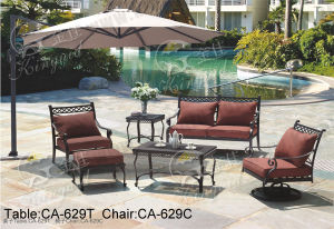 Cast Aluminium Furniture, Outdoor Furniture Ca-629tc pictures & photos