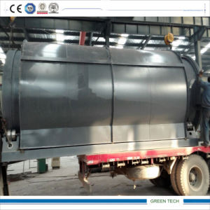 Green Tech of Furnace Oil Refinery Machine pictures & photos