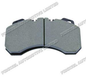 Semi-Metal Brake Pads for Nissan Car (WVA 29100) pictures & photos
