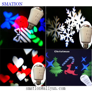 5W 110V 220V E14 E17 E27 B22 C9 Building Christmas LED Xenon Strobe Light pictures & photos