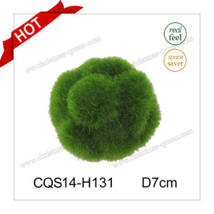 D7cm Plastic Garden Christmas Ball Decoration Wall Art pictures & photos