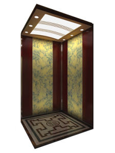 Fjzy-High Quality and Safety Passenger Elevator Fjk-1633 pictures & photos