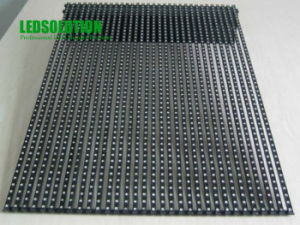 P16 Curtain LED Display Used Concert Stage Background pictures & photos