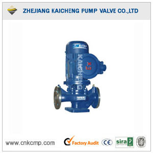 Bronze Impeller Vertical Pipeline Oil Pump