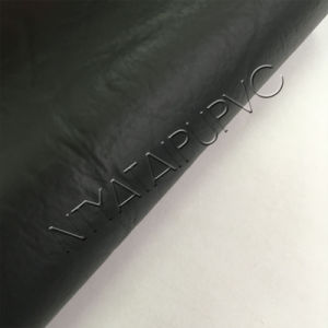 Attractive Design Waterproof PVC Synthetic Leather for Seats pictures & photos
