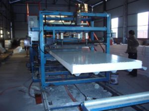 EPS Sandwich Panel Cold Roll Forming Machine pictures & photos