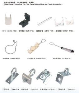 Fiber Optic Plastic Accessories- FTTX Parts- FTTH Fittings pictures & photos