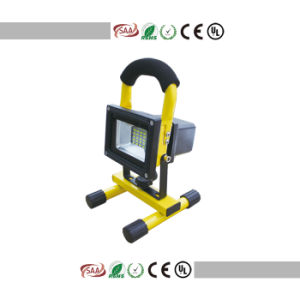 High Efficiency 30W/50W LED Rechargeable Flood Light