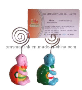 Resin Turtle Decoration Card Holder Crafts pictures & photos